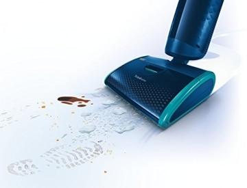 Philips Aquatrio Pro FC7080/01 Nass-/Trockensauger (3in1 für alle Hartböden) blau - 2