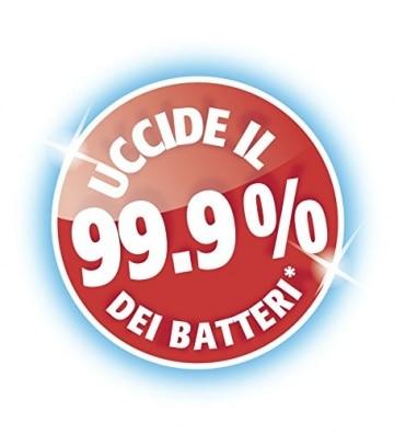 Vileda Steam, handlicher Dampfreiniger für hygienische und gründliche Sauberkeit,1550 Watt, inklusive 2 hochwertiger Mikrofaserbezüge - bekannt aus TV - 2 Jahre Garantie - 11