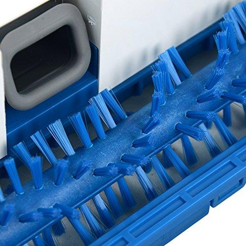 Aqua Laser Floor Wizard Hartbodenreiniger 2 in 1 Staub saugen und Wischen -